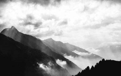 Le ciel et la terre ! Nuvole a merenda