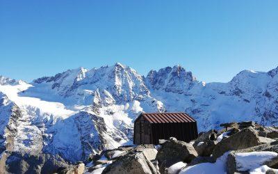 La montagna e il silenzio