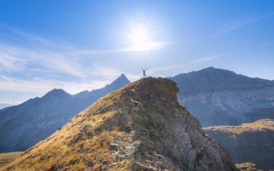 La forte, fiera e dolce Montagna