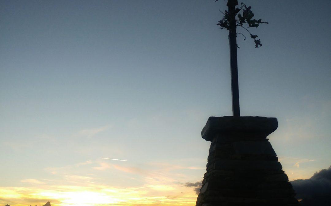 Tra il cielo e la terra