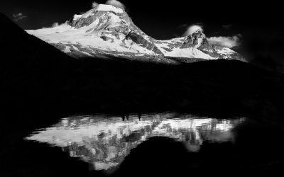 L'ombra delle montagne