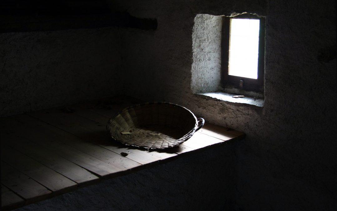 Nel silenzio… la luce