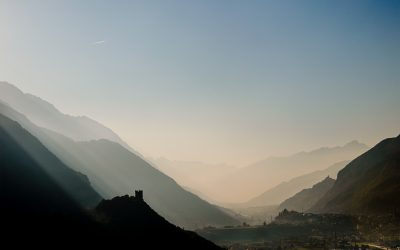 Layers  –  Valle d'Aosta, terra di montagne e di castelli