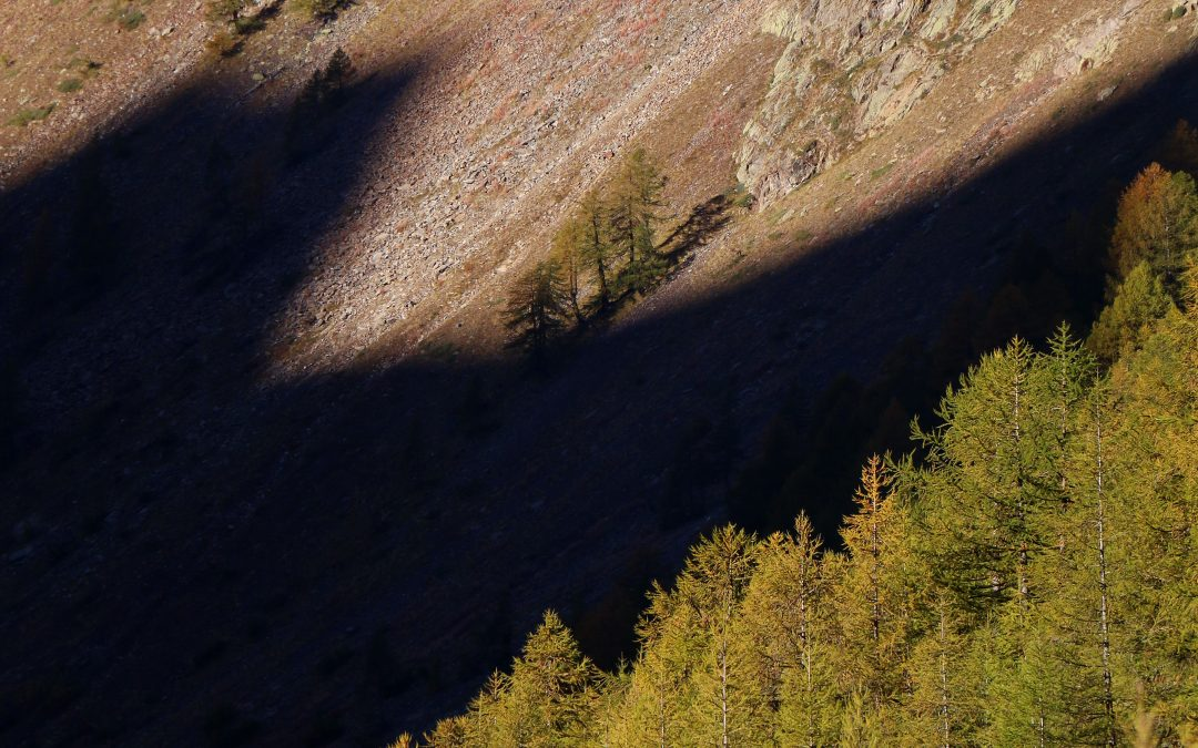 L'ombra della montagna