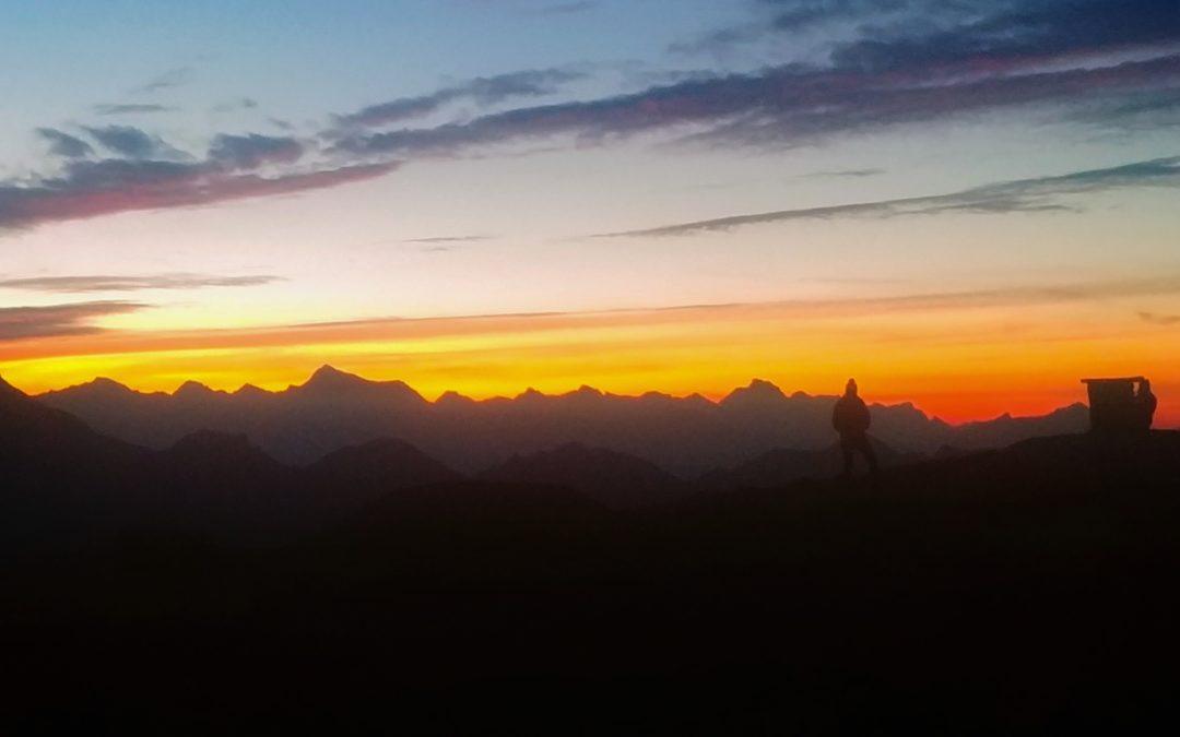 La bella e l'alba