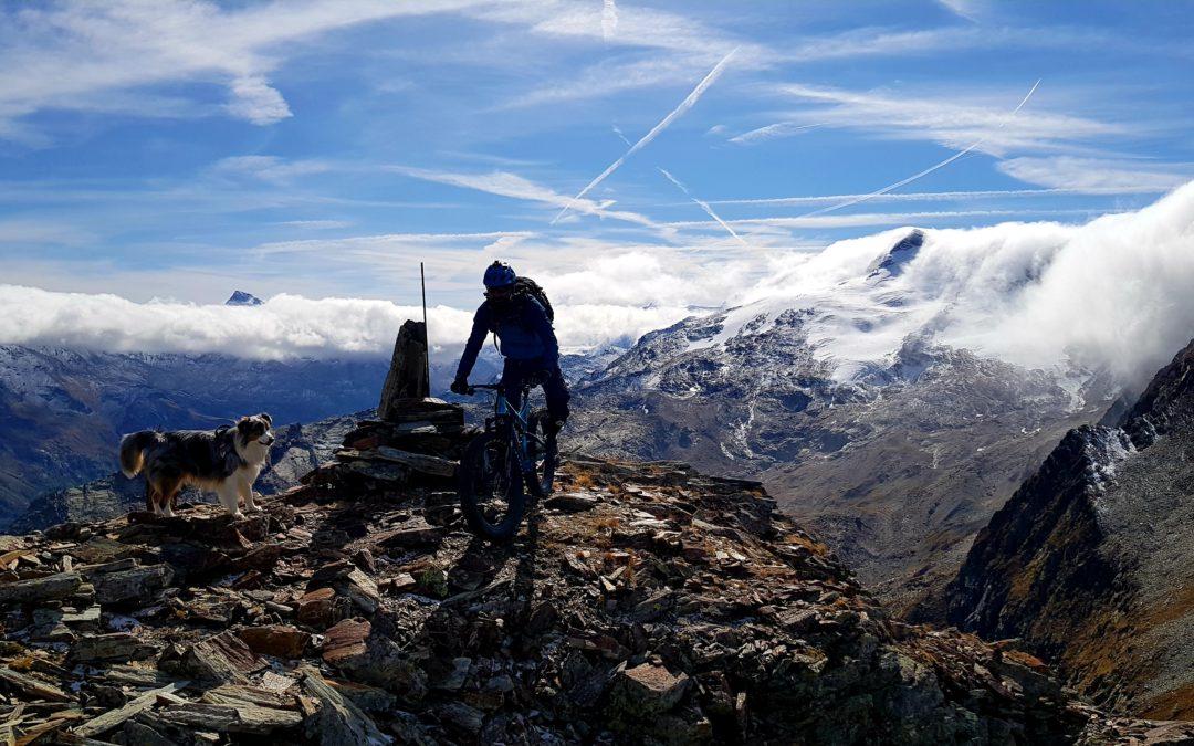 Punta della Crosatie 2.926 m