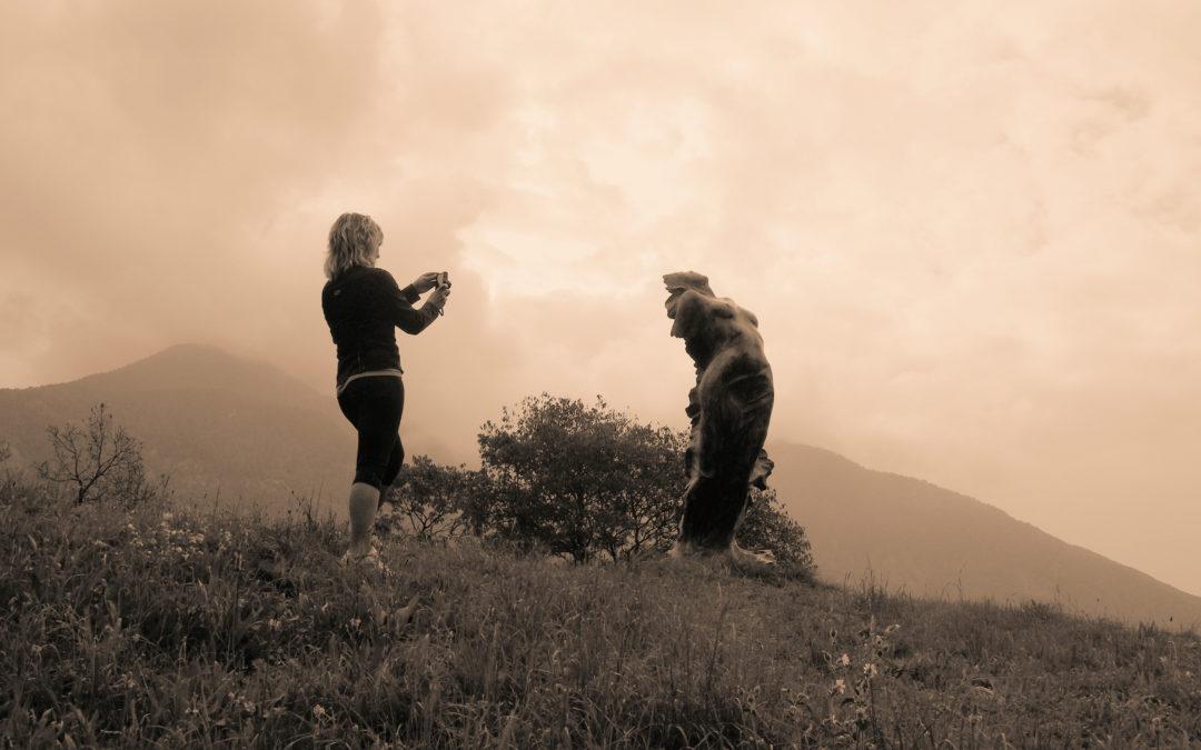 Ti fotografo prima che il vento ti porti via