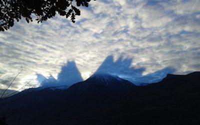 La nuvola Gloria