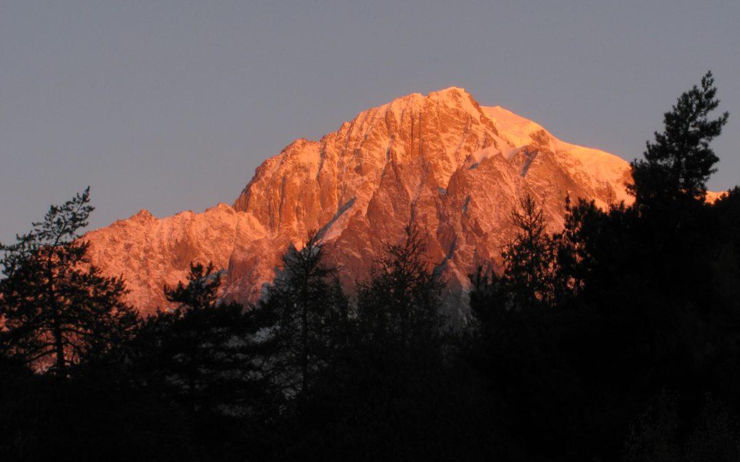 LA Monte BiancA
