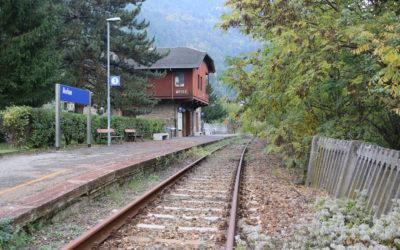 Avise: la stazione