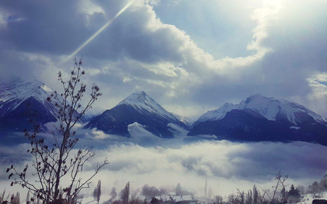 Avvolti in un mare di nuvole