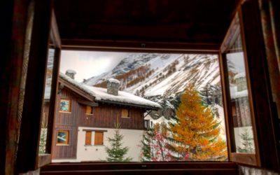 Cartolina dalla finestra