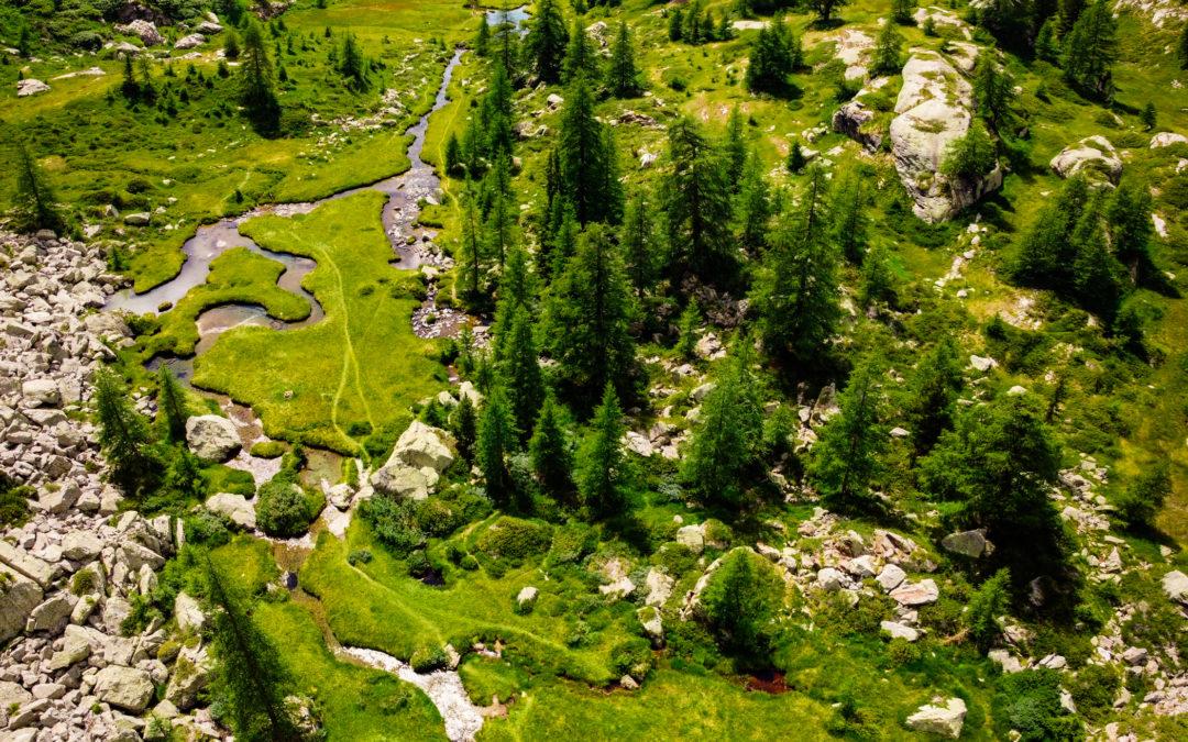 Una Valle principesca