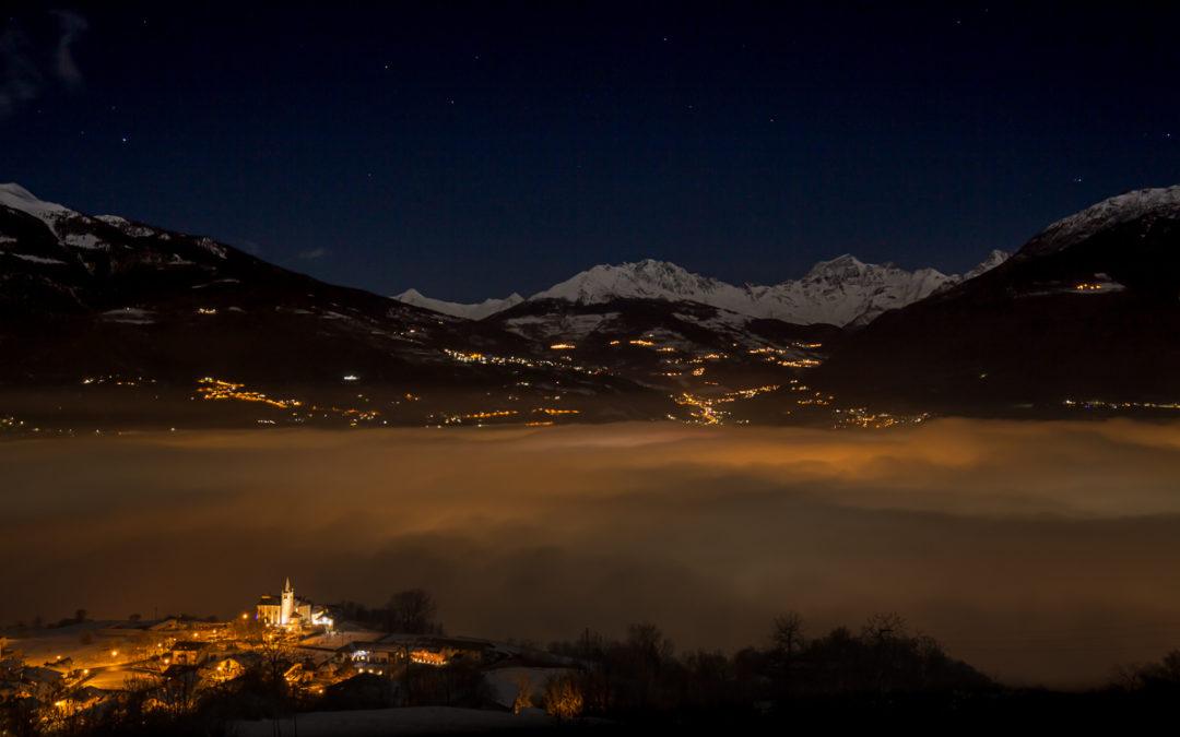 Una calda notte d'inverno