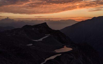 Magica alba a 3.000 metri