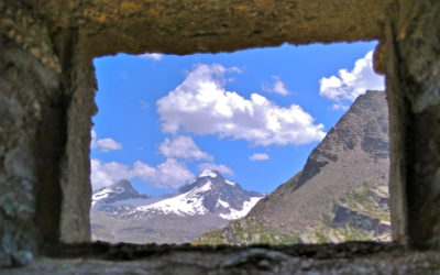 Una cornice per i monti