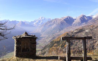 Finestra sul Monte Bianco