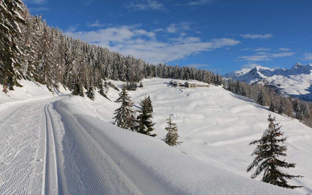 Inverno a Chavanne